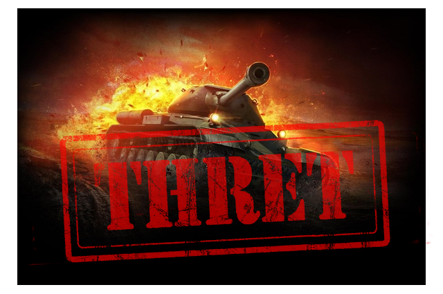 -=THRET CLAN=- World of Tanks
